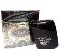 DAR AL SHABAAB ORIENTAL SHAFFRON MUSKY PERFUME SPRAY BY ARD AL ZAAFARAN 100ML