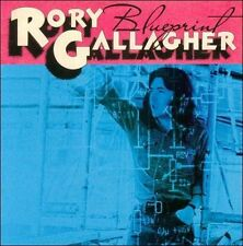 RORY GALLAGHER Blueprint CD BRAND NEW