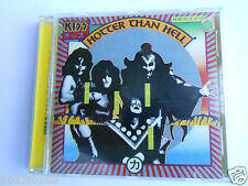 #cd kiss hotter than hell paul stanley gene simmons ace frehley peter criss cd's