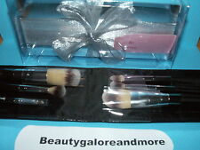 IT COSMETICS HEAVENLY LUXE 6 PC BRUSH COLLECTION SET TRAVEL CASE  NEW GIFT BOX