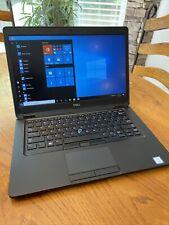 "New listing Dell Latitude 549014"" Fhd Intel i5-8250U 4-Core 256ssd 8G ddr4 windows 10 pro"