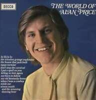 Alan Price - The World Of Alan Price (LP, Comp) Vinyl Schallplatte - 42432