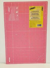 Pink OLFA 12-Inch x 18-Inch Self-Healing Double-Sided Rotary Mat