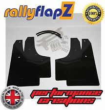 Mudflaps to fit Skoda Octavia VRS Mk2 04-10 Mud Flaps rallyflapZ 4mm PVC Black