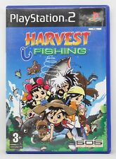 HARVEST FISHING - PLAYSTATION 2 PS2 PLAY STATION 2 - PAL ESPAÑA - MOON