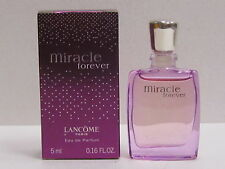 Miracle Forever by Lancome For Women 0.15 oz Eau de Parfum Splash Mini In Box
