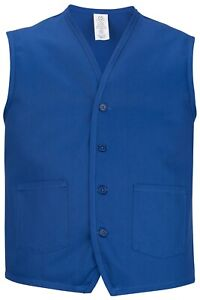 Apron Vest with Waist Pockets Unisex