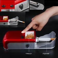 Cigarette Rolling Machine Electric Automatic Tobacco Roller Injector Maker DIY
