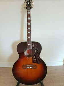Gibson SJ-200 Sunset Burst Westerngitarre