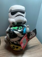 Star Wars The Force Awakens Dark Side Trooper Character Hugger and Throw Set