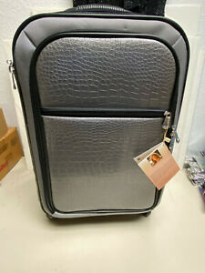 new Joy Mangano Clothes it all carry on luggage roller mobile dresser