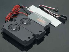 Motoren Geräuschmodul Engine Sound System Beschleuniger für RC Car 1:10 Drift
