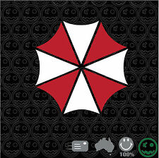 Resident Evil Umbrella Corps 2 X mini Sticker Decal 50mmW MacBook Pro  Phone.