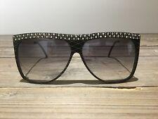 Occhiali da Sole Vintage Sunglasses Sandra Gruber Strass Mod. Botao