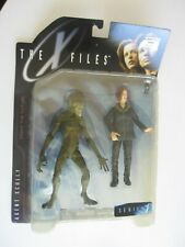 1998 McFarlane Toys X Files Series 1 AGENT SCULLY  MOC   BIS