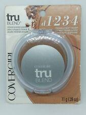 Covergirl TruBlend Pressed Powder - # 5 Translucent Tawny 0.39 oz New