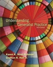 Understanding Generalist Practice (Available Titles CengageNOW), Hull, Jr.  Graf