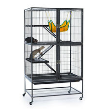 Large Ferret Pet Guinea Small Chinchilla Pig Animal Rabbit Cage With Stand