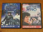 Doctor Who ARK IN SPACE & SONTARAN EXPERIMENT Story 76 & 77 DVD Tom Baker R1