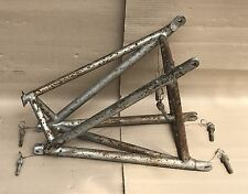 Vintage Winch Mounting Frame - Poss Mount for Army/Military Vehicle / Land Rover