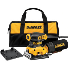 DEWALT 120-Volt 2.3-Amp Sheet Sander with Bag