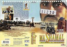 MA SHAMAL - RITORNO AL DESERTO (1996) vhs ex noleggio