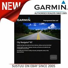 Garmin City Navigator Benelux & Francia Mapas Tarjeta Micro SD | Para GPS Sat Nav