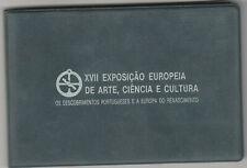 Portugal.Münzsatz 1983.500/750/1000 Escudos.!!#17