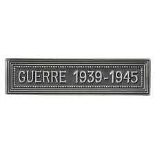 Agrafe pour médaille Ordonnance GUERRE 1939-1945 39/45 - WW2