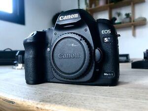 Canon EOS 5D Mark II 21.1 MP Digital SLR Camera Legendary Cinema Game Changer
