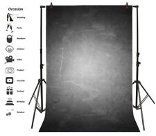 Abstract Grunge Grey Textures Backdrop 6.5x10 Background Studio Photography Prop