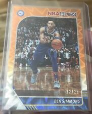 2019 Hoops Orange Explosion Ben Simmons 22/25