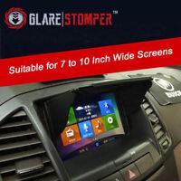 Car In Dash GPS / DVD Sun Shade | Sun Visor Hood | 7 to 10 Inch Universal Fit
