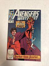 West Coast Avengers (1990) # 56 (NM) | 1st Cover App Dark Scarlet | Direct