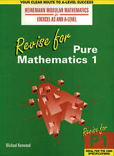Revise for Pure Mathematics 1  (Heinemann Modular Mathematics for Edexcel AS