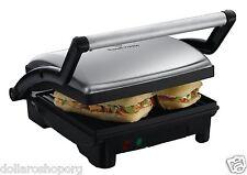 Tostiera TOAST e Grill Slim Toastiera 1800W Panino Panini Piastra Tost Sandwich