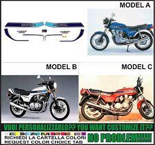 kit adesivi stickers compatibili CB 900 f bol d'or 1979