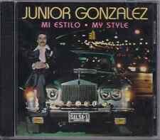 FANIA Mega RARE Junior Gonzalez MI ESTILO New York City CANTANDOLE A BORINQUEN