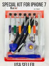 Kaisi 14 in 1 Screwdriver Opening Tool Kit for iPhone 7 Repair Tools Set K-T3601