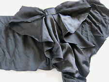 NEW Victoria's Secret Modal & Satin Bow Shorts Sleepwear Lingerie SZ LARGE