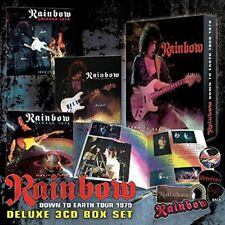 RAINBOW - DOWN TO EARTH TOUR '79 3 CD NEUF