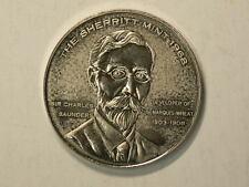Sherritt Mint Sir Charles Saunders Medal, Marquis Wheat, 33mm, 12.9g #G6992