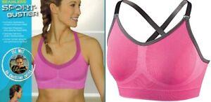 Ladies Seamless Sports Boob Tube Bra Crivit SPORTS