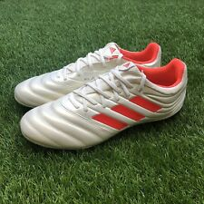 9ce87631f937 New Adidas Copa 19.3 FG Size 11 Firm Ground Soccer Cleats Shoes White BB9187