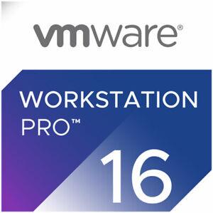 VMware Workstation Pro 16 Genuine ✔️Lifetime Activation✔️ 🔥Best Offer🔥