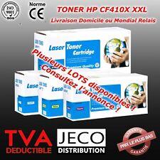 Toner CF410X 411X 412X 413X compatible HP LaserJet Pro M452dn/nw/M477fdw/fnw/377