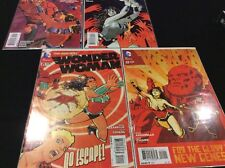 Wonder Woman New 52 Issues 19-22 Set