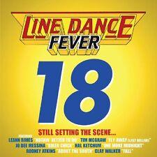 Line Dance Fever 18 [CD]
