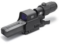 EOTech Holographic Hybrid Sight III G33 3x Magnifier QD Mount HHSIII