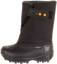 Snow Boots Tundra  Winter Boots Infant/Toddler Boys Black  Infants Size  4